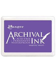 Jumbo Archival Ink™ Pads Majestic Violet