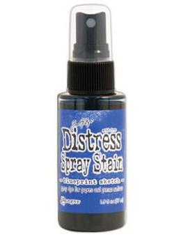 Tim Holtz Distress® Spray Stain Blueprint Sketch, 2oz