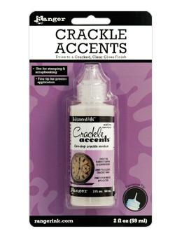 Ranger Crackle Accents, 2oz Adhesives & Mediums Ranger Brand