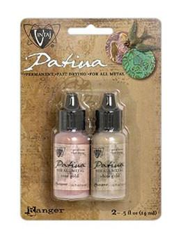 Vintaj® Patina Kit - Cherished Adornment Kits Vintaj