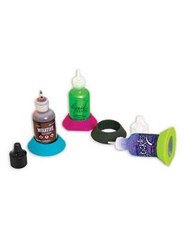 Ranger Ink Bottle Cozies Magenta - 10PK