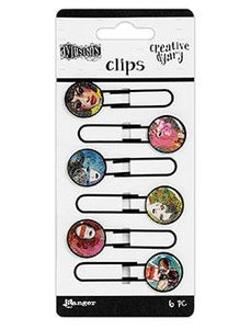 Dylusions Creative Dyary Clips 2 Creative Dyary Dylusions