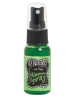 NEW! Dylusions Shimmer Spray Cut Grass, 1oz