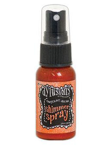 Dylusions Shimmer Spray Tangerine Dream, 1oz