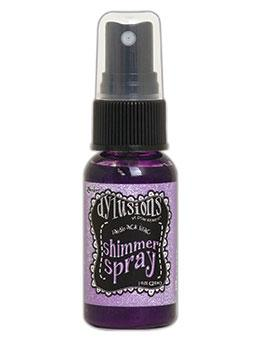 Dylusions Shimmer Spray Laidback Lilac Shimmer Spray Dylusions