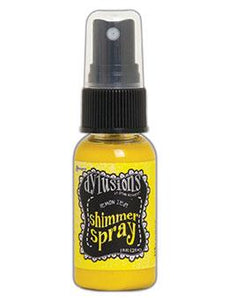 Dylusions Shimmer Spray Lemon Zest Shimmer Spray Dylusions