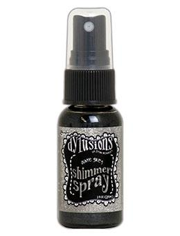 Dylusions Shimmer Spray Slate Grey Shimmer Spray Dylusions