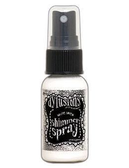 Dyluison Shimmer Spray White Linen Shimmer Spray Dylusions