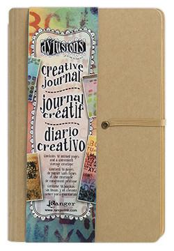 Dylusions Creative Journal Small