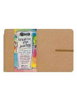 Dylusions Creative Flip Journal Small