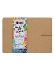 Dylusions Creative Flip Journal Large