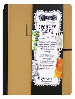 Dylusions Creative Dyary 2 - Large Creative Dyary Dylusions