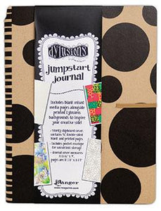 NEW! Dylusions Jumpstart Journal