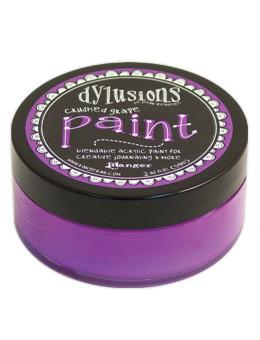 Dylusions Paint Crushed Grape, 2oz Paint Dylusions