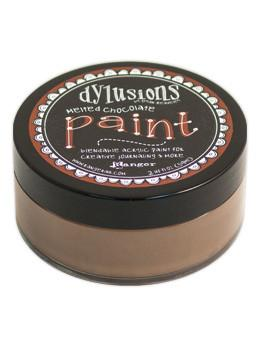 Dylusions Paint Melted Chocolate, 2oz
