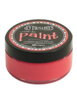 Dylusions Paint Cherry Pie, 2oz Paint Dylusions