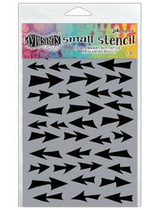 Dylusions Stencils Direction Stencil Dylusions Small 5 x 8 Inches