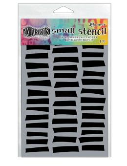 Dylusions Stencils Shutters Stencil Dylusions Small