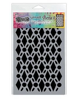 Dylusions Stencils Fancy Floor Stencil Dylusions Small 5 x 8