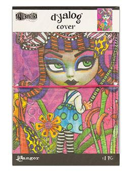 NEW! Dylusions Dyalog Cover - Believe
