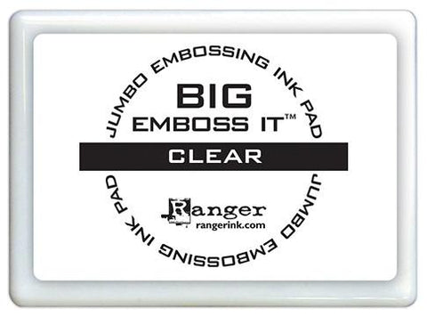 Big Emboss It™ Ink Pad Embossing Ink Ranger Brand