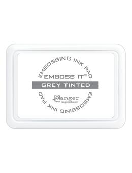 Emboss It™ Ink Pad Grey Embossing Ink Ranger Brand