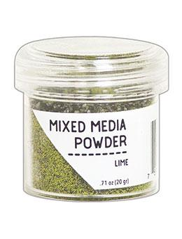 Ranger Mixed Media Powder Lime Embossing Powders Ranger Brand