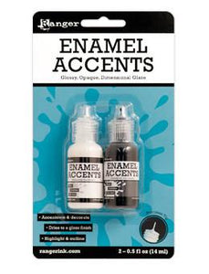 Ranger Enamel Accents 2pc Set
