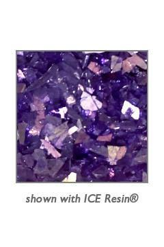 ICE Resin® Amethyst German Glass Glitter German Glass Glitter ICE Resin®