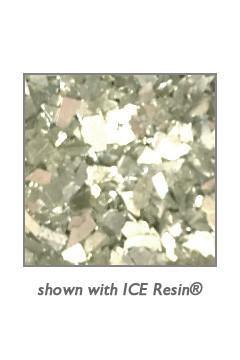 ICE Resin® Silver German Glass Glitter German Glass Glitter ICE Resin®