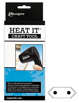 Ranger Heat It™ Craft Tool Tools & Accessories Ranger Brand EURO