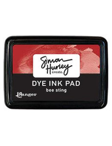 NEW! Simon Hurley create. Dye Ink Pad Bee Sting