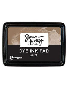 NEW! Simon Hurley create. Dye Ink Pad Grrr!