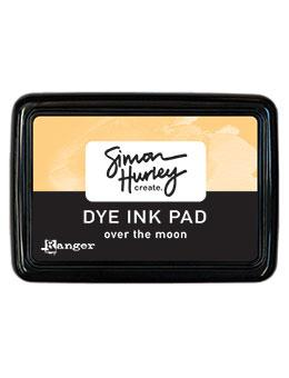 NEW! Simon Hurley create. Dye Ink Pad Over The Moon
