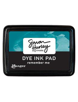 Simon Hurley create. Dye Ink Pad Remember Me Dye Ink Pad Simon Hurley