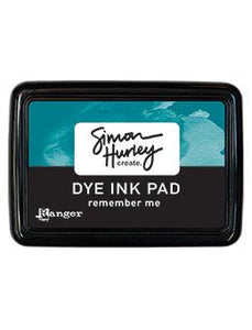 NEW! Simon Hurley create. Dye Ink Pad Remember Me