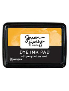 Simon Hurley create. Dye Ink Pad Slippery When Wet