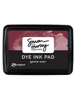 Simon Hurley create. Dye Ink Pad Game Over Ink Pad Simon Hurley