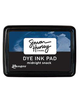 Simon Hurley create. Dye Ink Pad Midnight Snack Ink Pad Simon Hurley