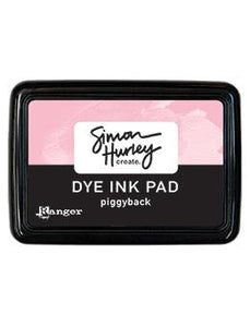 Simon Hurley create. Dye Ink Pad Piggyback Ink Pad Simon Hurley