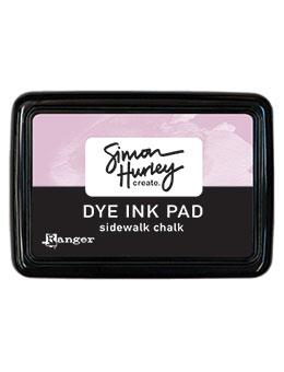 Simon Hurley create. Dye Ink Pad Sidewalk Chalk Ink Pad Simon Hurley
