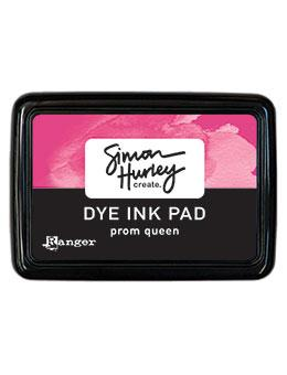 Simon Hurley create. Dye Ink Pad Prom Queen Ink Pad Simon Hurley