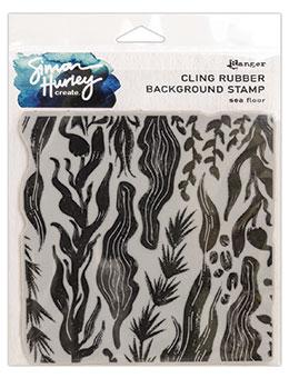 Simon Hurley create. Background Stamp Sea Floor