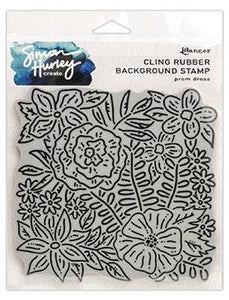 Simon Hurley create. Background Stamp Prom Dress Stamps Simon Hurley