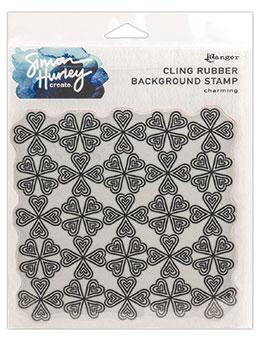 Simon Hurley create. Background Stamp Charming Stamps Simon Hurley
