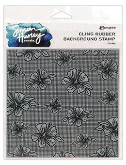 Simon Hurley create. Background Stamp Luau Stamps Simon Hurley