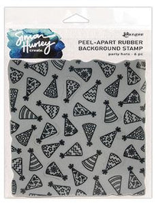 Simon Hurley create. Background Stamp Party Hats Stamps Simon Hurley