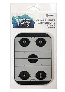 Simon Hurley create. Background Stamp Ice Rink Stamps Simon Hurley