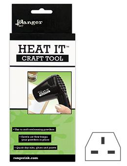 Ranger Heat It™ Craft Tool Tools & Accessories Ranger Brand UK