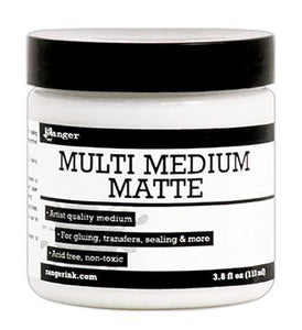 Ranger Multi Medium Jar Matte, 4oz